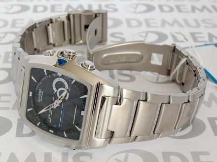 montre Casio EFA-120D-1AVEF quartz noire