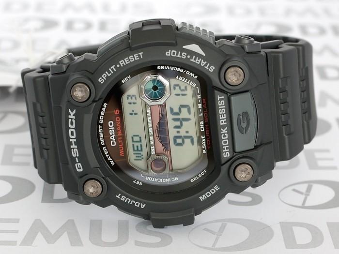 montre Casio GW-7900-1ER acier