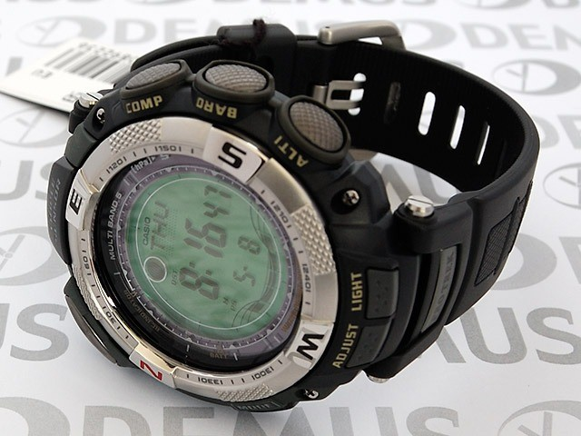 PRW-1500-1VER montre casio quartz ronde