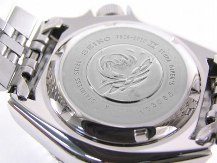 montre Seiko SKX007K2 ronde automatique