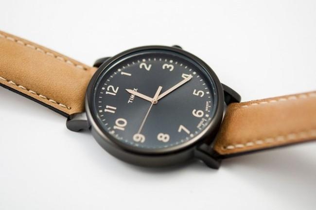 Timex T2N677 montre noire homme