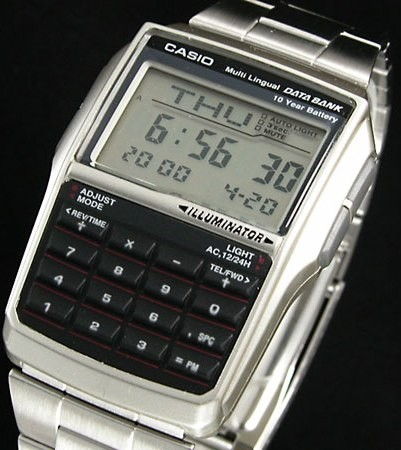 montre casio dbc