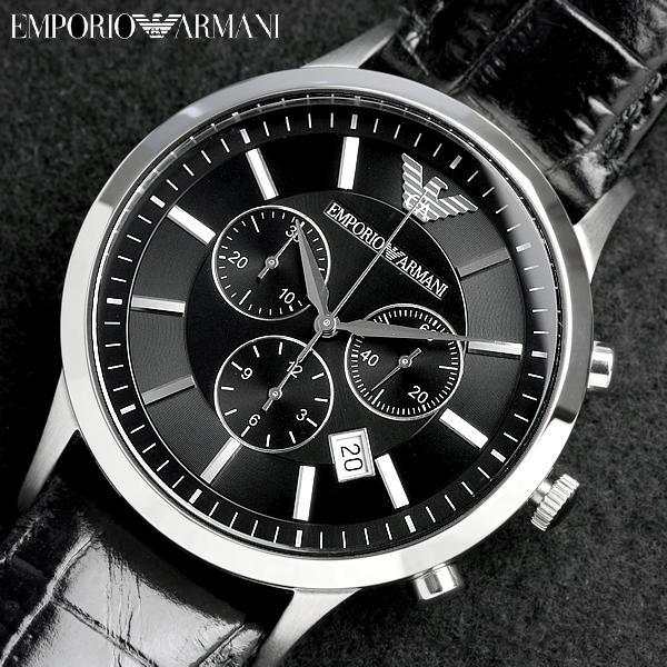 Emporio Armani AR2447 quartz ronde