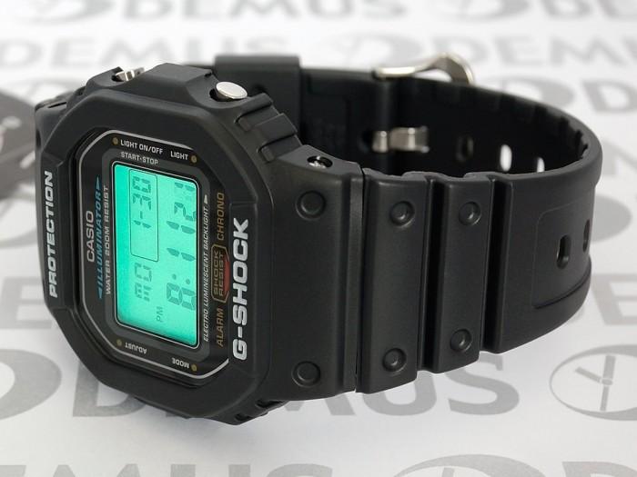 Casio DW 5600E 1VER | Montre Acier, Casio, Gris, Homme, Noir  lGwd2