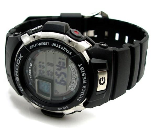 Casio G-7700-1ER gris noir quartz