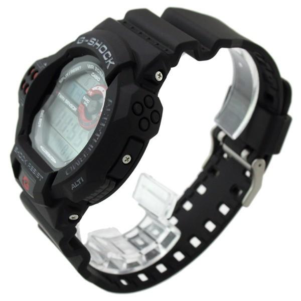 Casio GDF-100-1AER homme noir acier