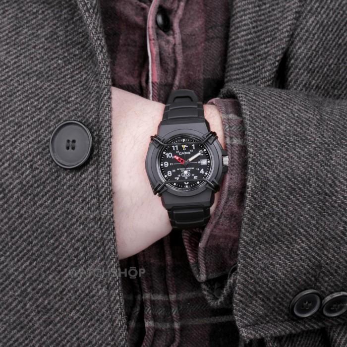 Casio HDA 600B 1BVEF | Montre Acier, Casio, Homme, Noir  ugO18