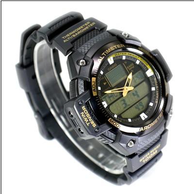 Casio SGW-400H-1B2VER plastique noir quartz