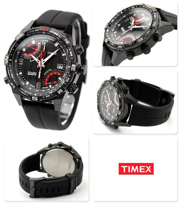 Timex T49865 noir quartz