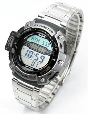 Casio SGW-300HD-1AVER argent quartz