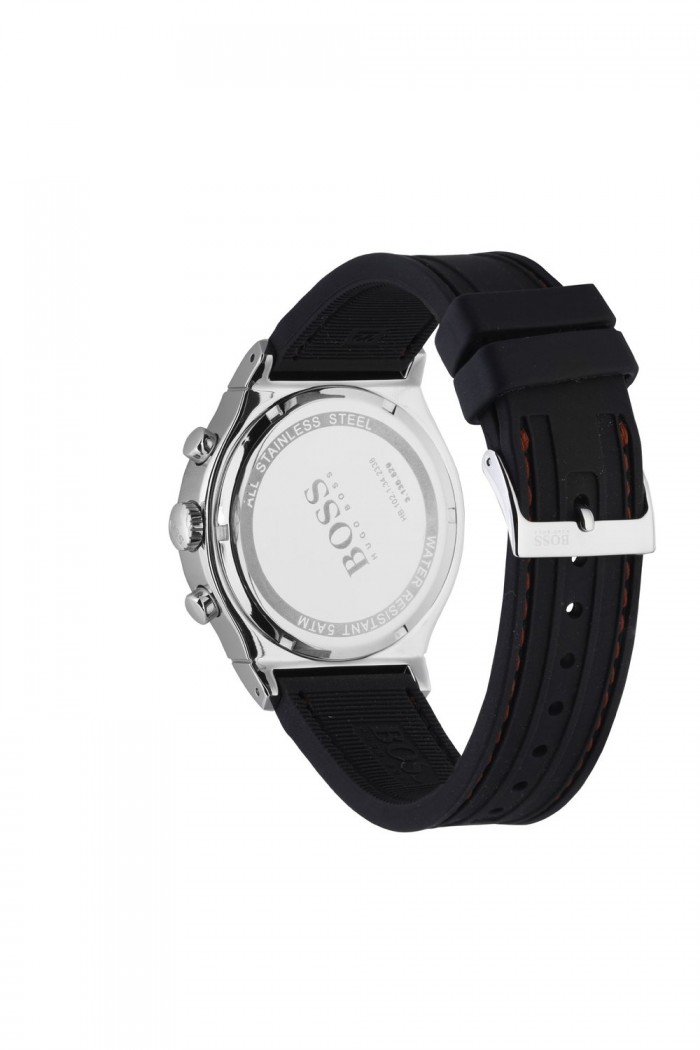Hugo Boss 1512499 noir quartz ronde