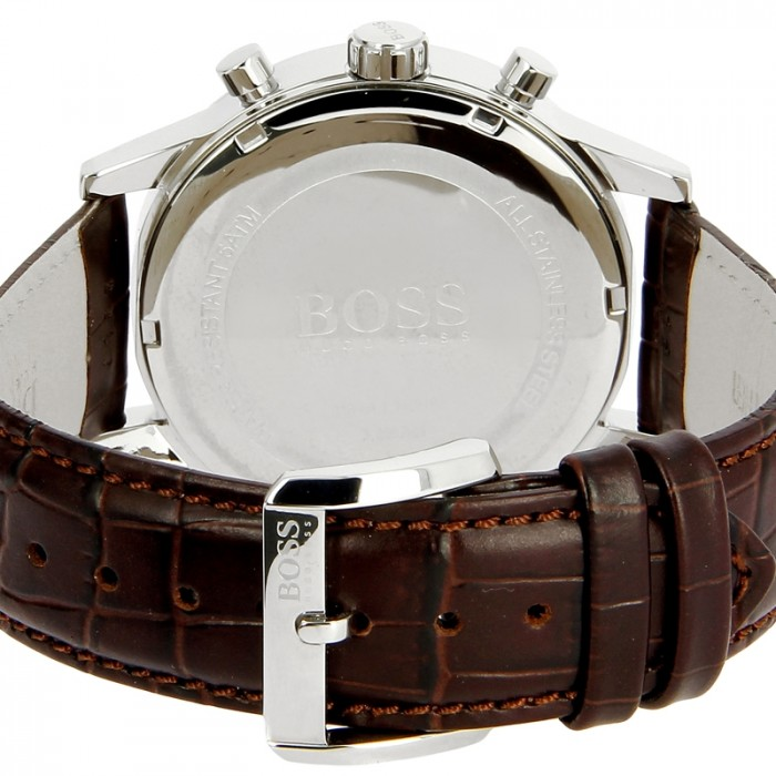 Hugo Boss 1512570 noir quartz ronde