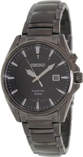 Seiko SKA567P1 noir ronde