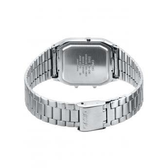 Casio AQ-230A-7BMQYES argent blanc quartz