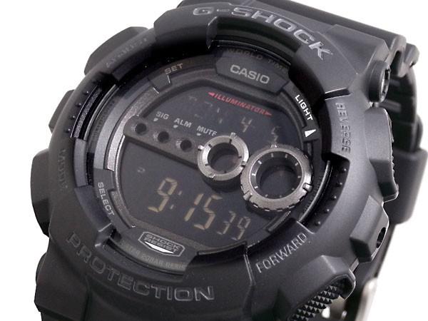 Casio GD-100-1BER noir quartz
