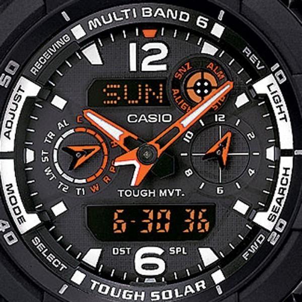 Casio GW-3500BD-1AER noir quartz