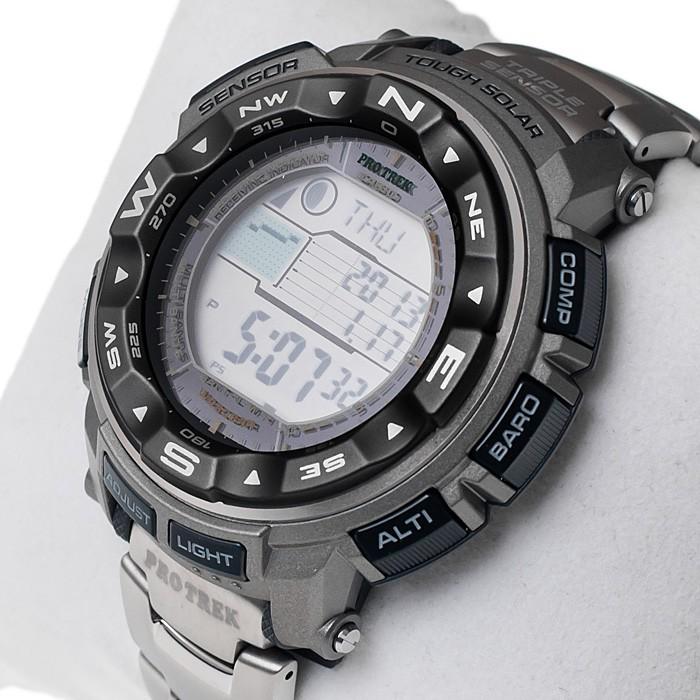 Casio Pro Trek PRW 2500T 7 au meilleur prix Comparez les