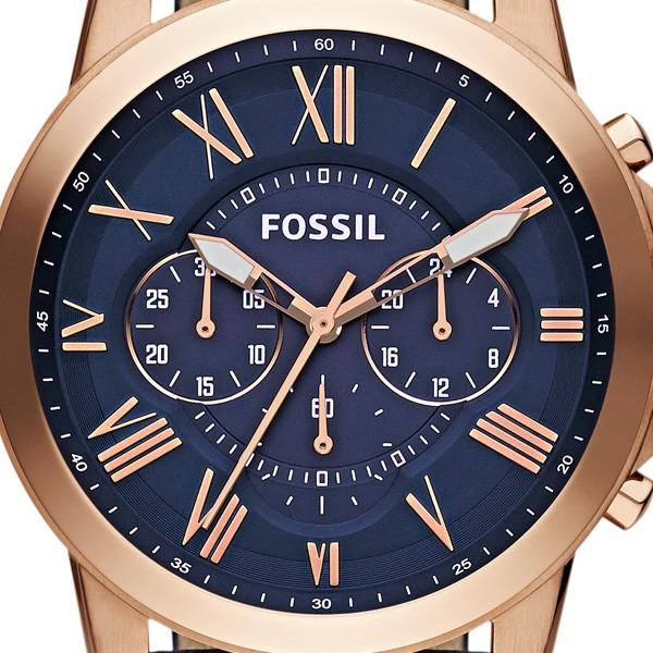 Fossil FS4835 bleu quartz