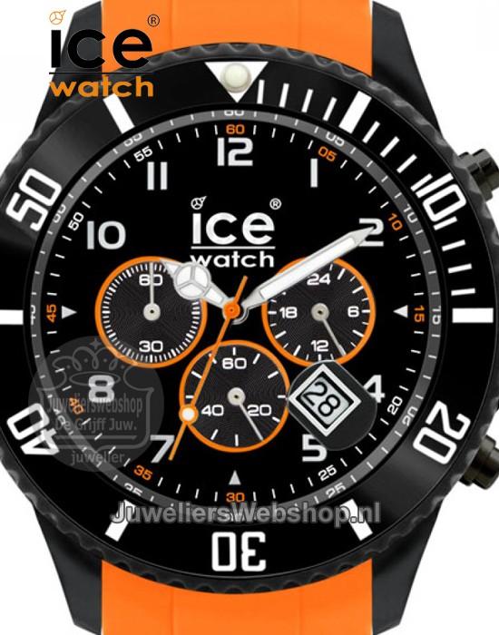 ICE-Watch CH.BO.B.S plastique orange quartz