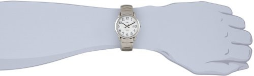 Timex T2H451PF homme rond blanc