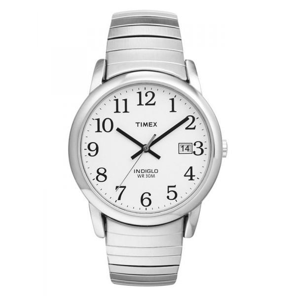 Timex T2H451PF acier argent quartz