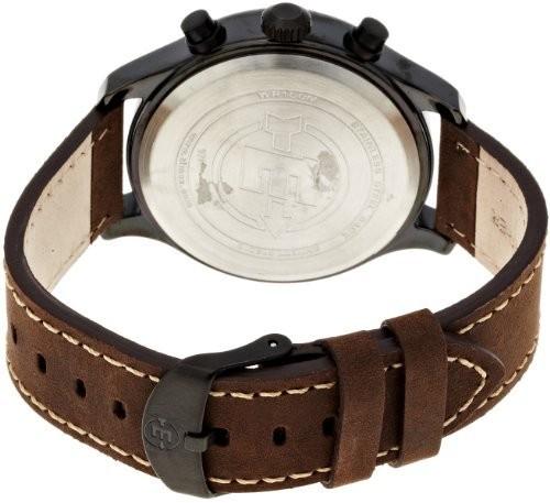 Timex T49905D7 acier marron quartz