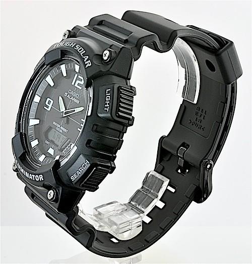 Casio AQ-S810W-1AVEF acier noir quartz