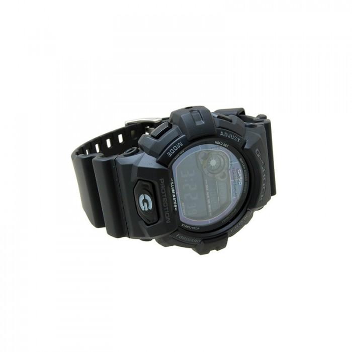 Casio GR-8900A-1ER plastique noir quartz