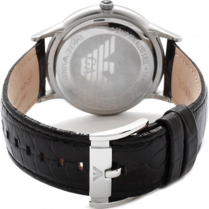Emporio Armani AR2411 noir quartz