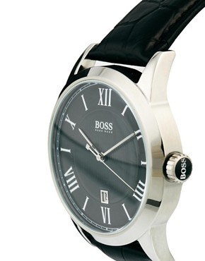 Hugo Boss 1512429 noir quartz