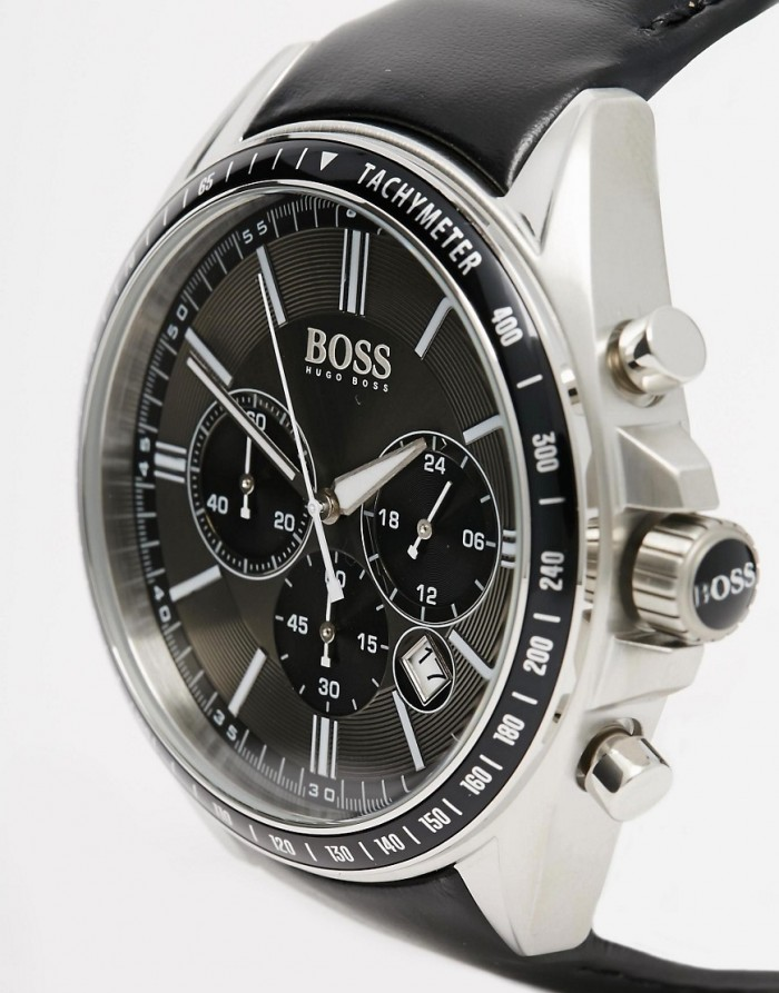 Hugo Boss 1513085 noir quartz