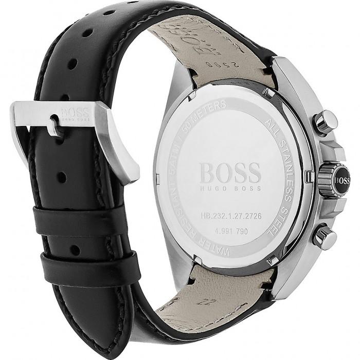 Hugo Boss 1513085 homme rond acier