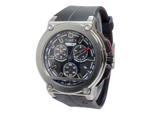 Timex T5K354 homme rond acier