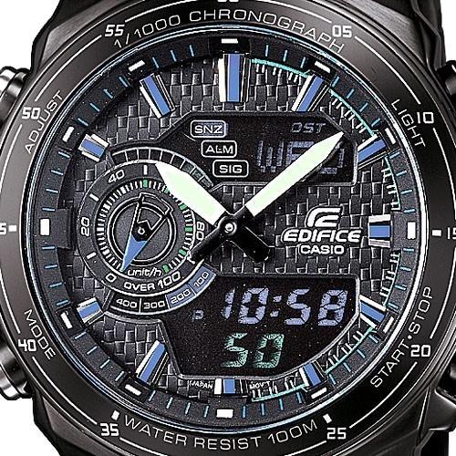 Casio EFA-131BK-1AVEF noir quartz