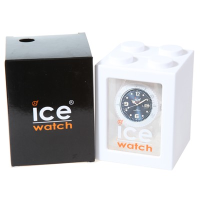 ICE-Watch SI.WJ.U.S homme rond acier plastique